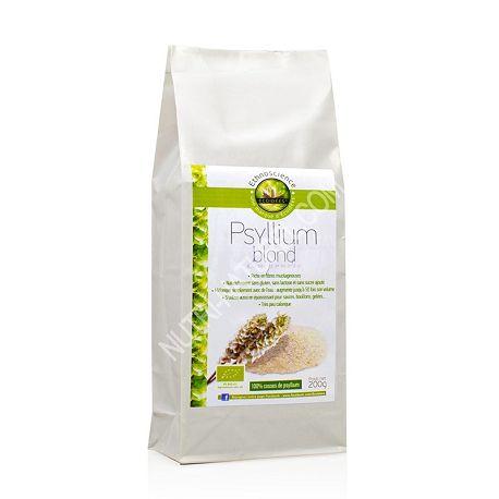 Psyllium blond 200 gr
