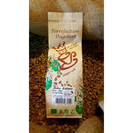 Café Sidamo 500 gr grain