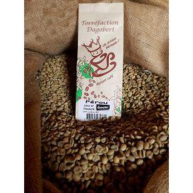 Café Pérou 250gr grain