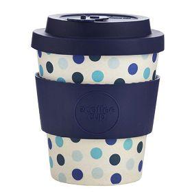 Mug Blue Polka 240ml