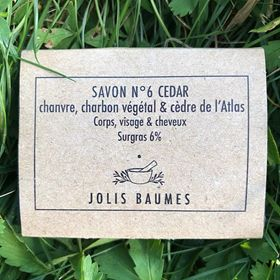 Savon N°6 Cedar