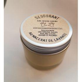Deodorant Les mains sales