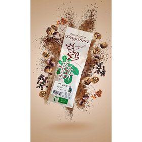 Cafe Ouganda 500 gr moulu bio