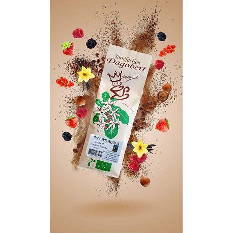Cafe Nicaragua 500 gr grains