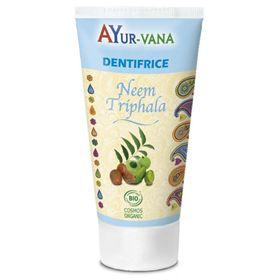 Dentifrice Neem Triphala 75 gr