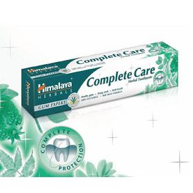 Dentifrice Complet care