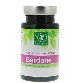 Bardane 90 gelules