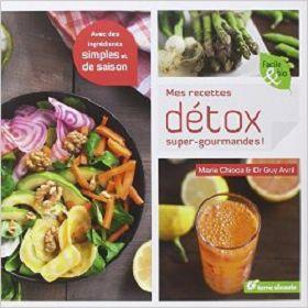 Mes recettes detox