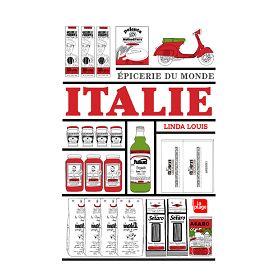 Italie - Collection Epicerie d