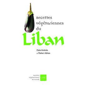Recettes végétariennes du Liba