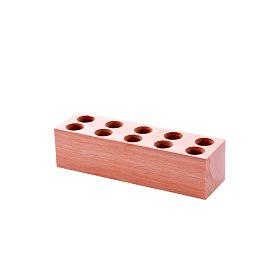 Présentoir  10 mini tubes